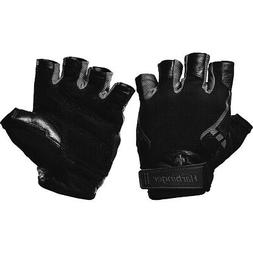 Harbinger 143 Ventilated Pro Weight Lifting Gloves - Black/G