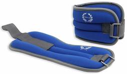 DA VINCI Adjustable Ankle or Wrist Weights Sold in Pairs of