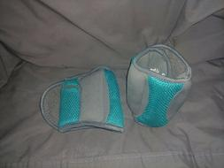 Empower Ankle & Wrist Weights for Women, Soft, Adjustable We