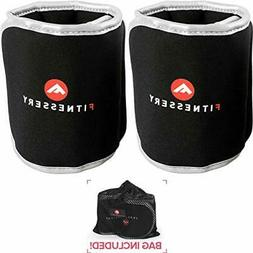 ankle weights choice of 1lb 2lb 3lb