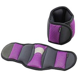 Empower Wrist Weights for Women, Exercise Resistance Trainin