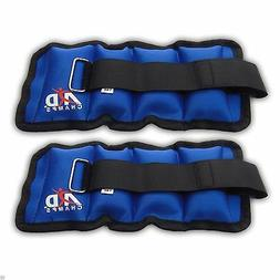 ARD CHAMPS™ Adjustable Ankle Weights Pair 1 Kg Wrist Arm L