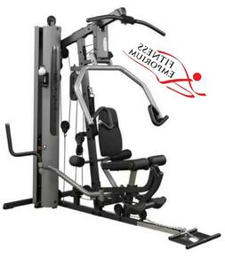 Body-Solid G5S Selectorized Home Gym 210lb Weight Stack All-
