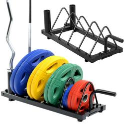 bumper plate weight rack olympic bar barbell