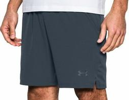 Under Armour Cage Mens Training Shorts - Grey