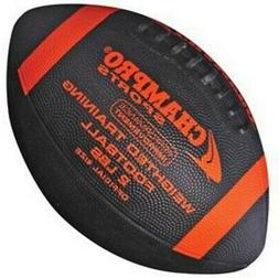 Champro Weighted Training Football Official Size 2 lbs. Rubb