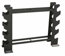 Marcy Compact Dumbbell Rack Free Weight Stand for Home Gym D