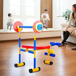 fun and fitness exercise equipment for kids