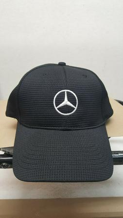 GENUINE MERCEDES-BENZ CAP - ADJUSTABLE VELCRO - LIGHT WEIGHT