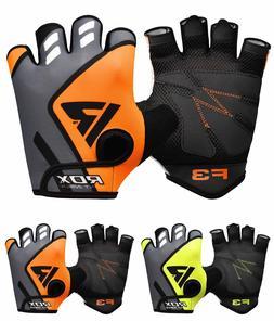 RDX Weight Lifting Gloves Gym Training Bodybuilding Workout