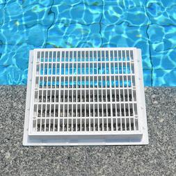 Heavy Weighted Main Drain Cover For Pools Ideal For Automati