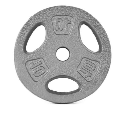 """1"""" Weight Plates - FAST SHIPPING"""