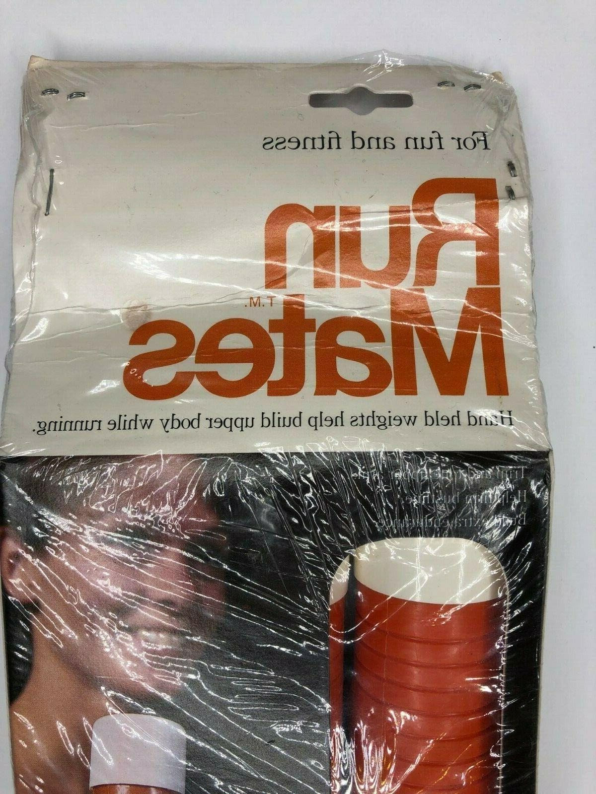 Run Mates 18oz Orange Hand Held with Wrist for or