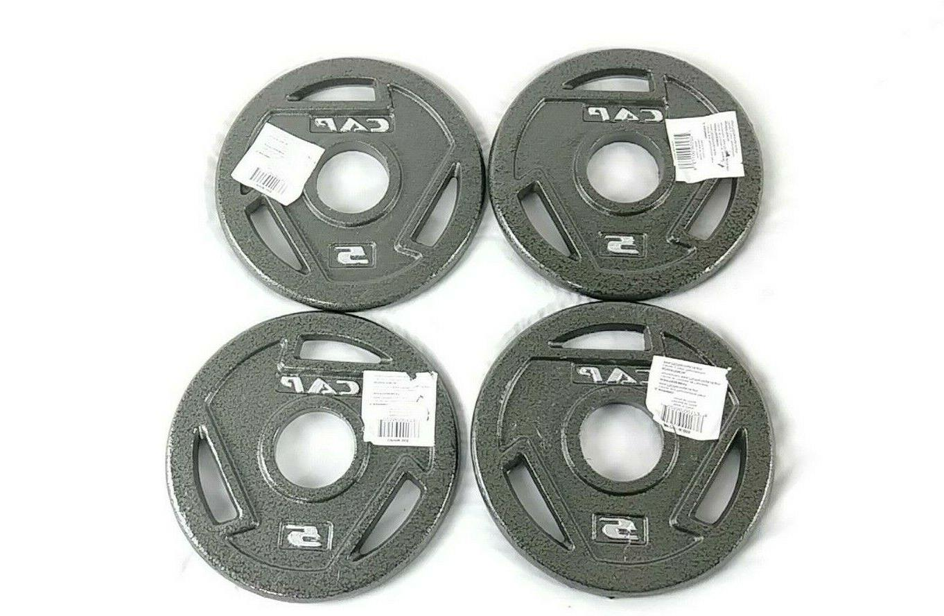 CAP Weight Plates Olympic 4