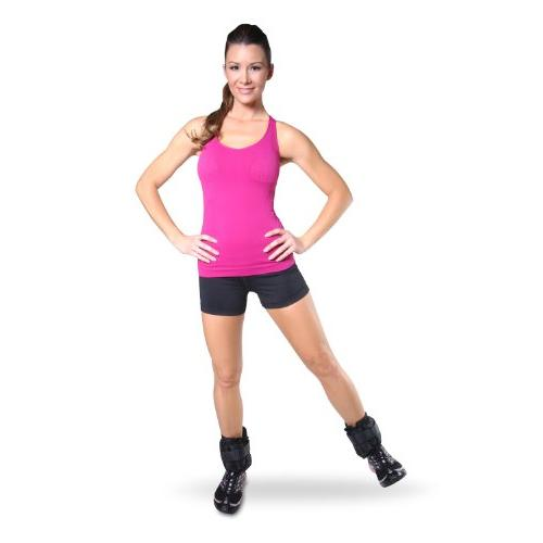 CAP Adjustable Ankle Weights,10-Pound