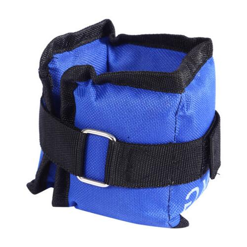 Ankle Leg Weights Exercise Strength Training Strap Sports Running