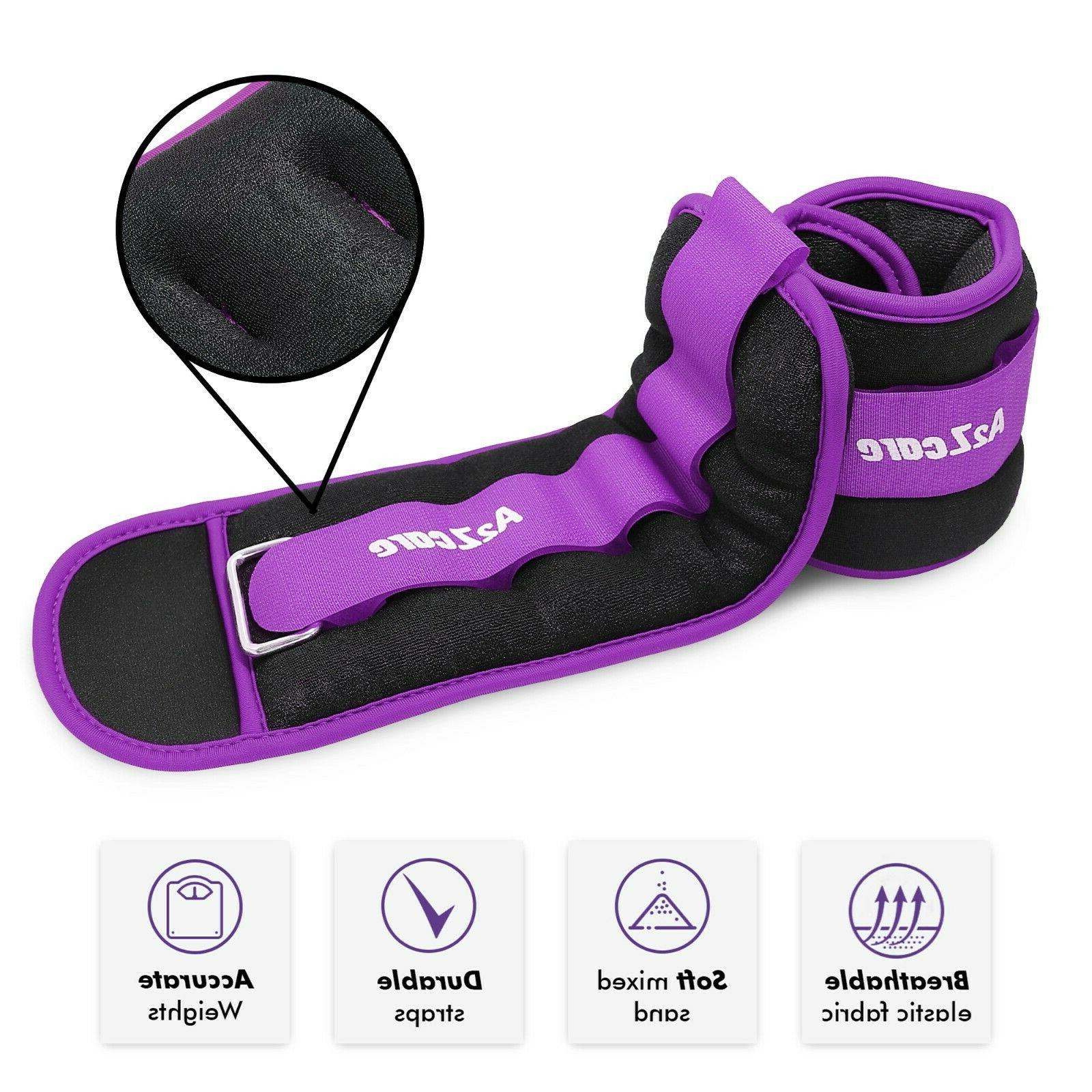 A2ZCare Ankle Weights/ Weight pair-
