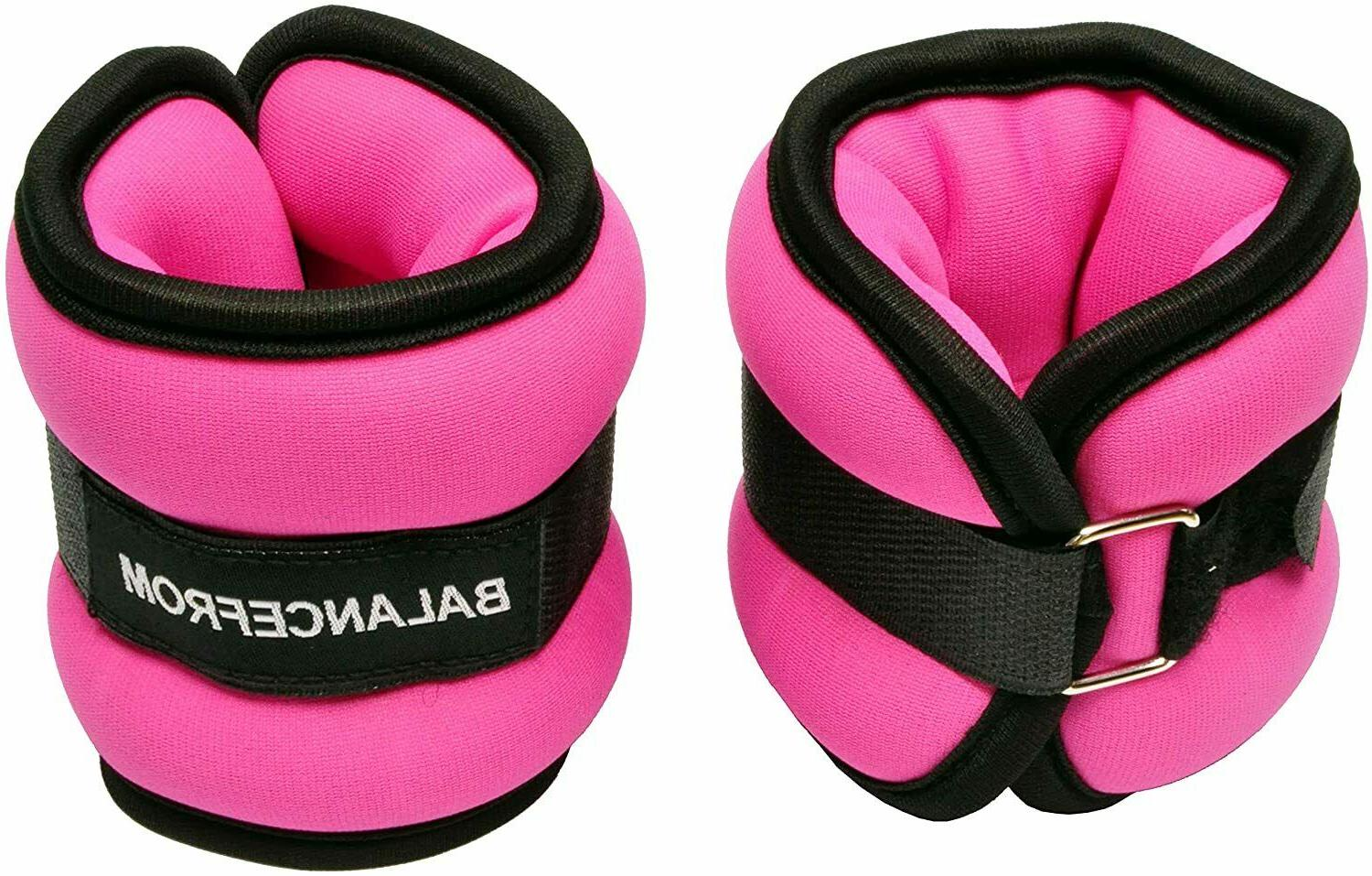 Ankle Weights Pairs Exercise