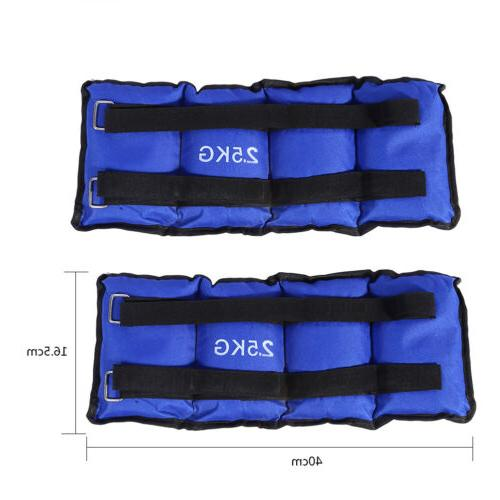 Ankle Weights Exercise Gym Strength Strap