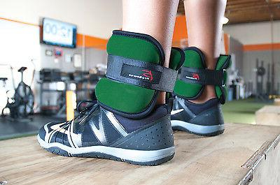 ProSource Ankle Weights Set Running Comfort Fit lb