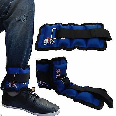 ARD CHAMPS™ Adjustable Ankle Weights Pair Wrist Leg