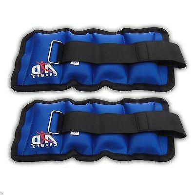 ard champs adjustable ankle weights pair 1