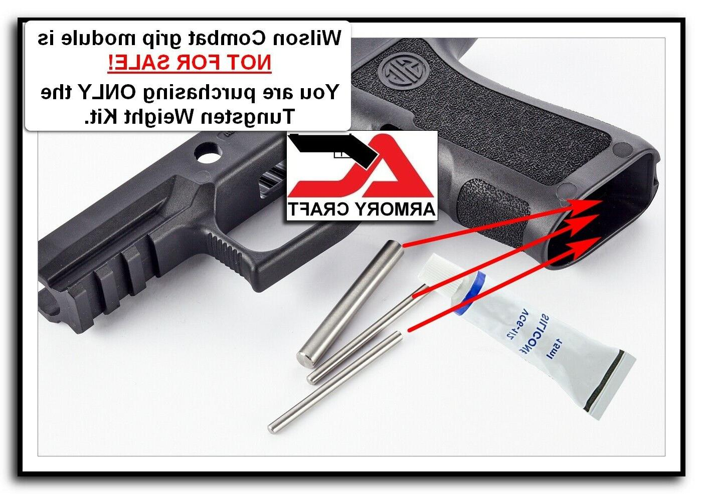 ARMORY CRAFT Tungsten KIT *FOR* Combat P320 Module