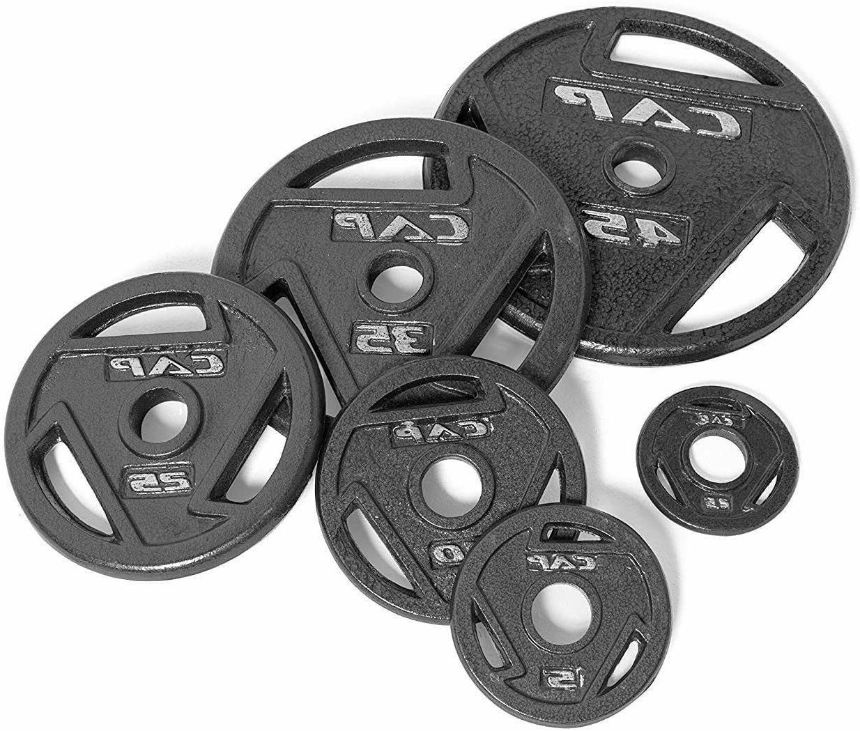 barbell olympic 2 grip plates 2 5lb