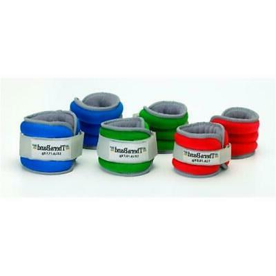comfort fit ankle and wrist weight set
