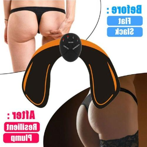 ems hip trainer hips muscle exercise machine