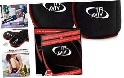fit viva ankle weights set wrist weights