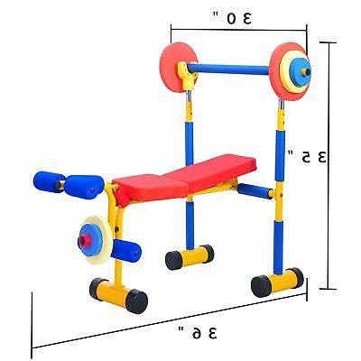 Fun and Fitness Equipment Weight New