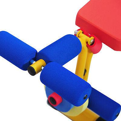Fun and Fitness Exercise Equipment Kids Weight