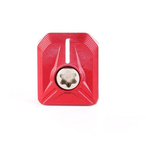 1x RED Golf Weights With Screw For TaylorMade M1 Driver 9g 13g