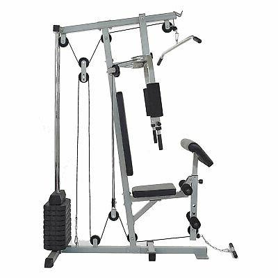 Everyday Exercise Equipment Bench Workout Station