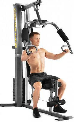 Home Gym Weight Workout Machine Strength Training Fitness Exercise