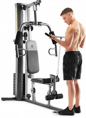 Home Gym Weight Machine Strength Training Exercise