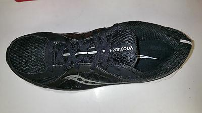 Saucony Grid Black White Weight Running Shoes 7.5-13