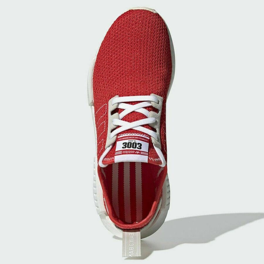 Men's Sz 10 NMD R_1 Light Weight Fashion Casual Sneakers