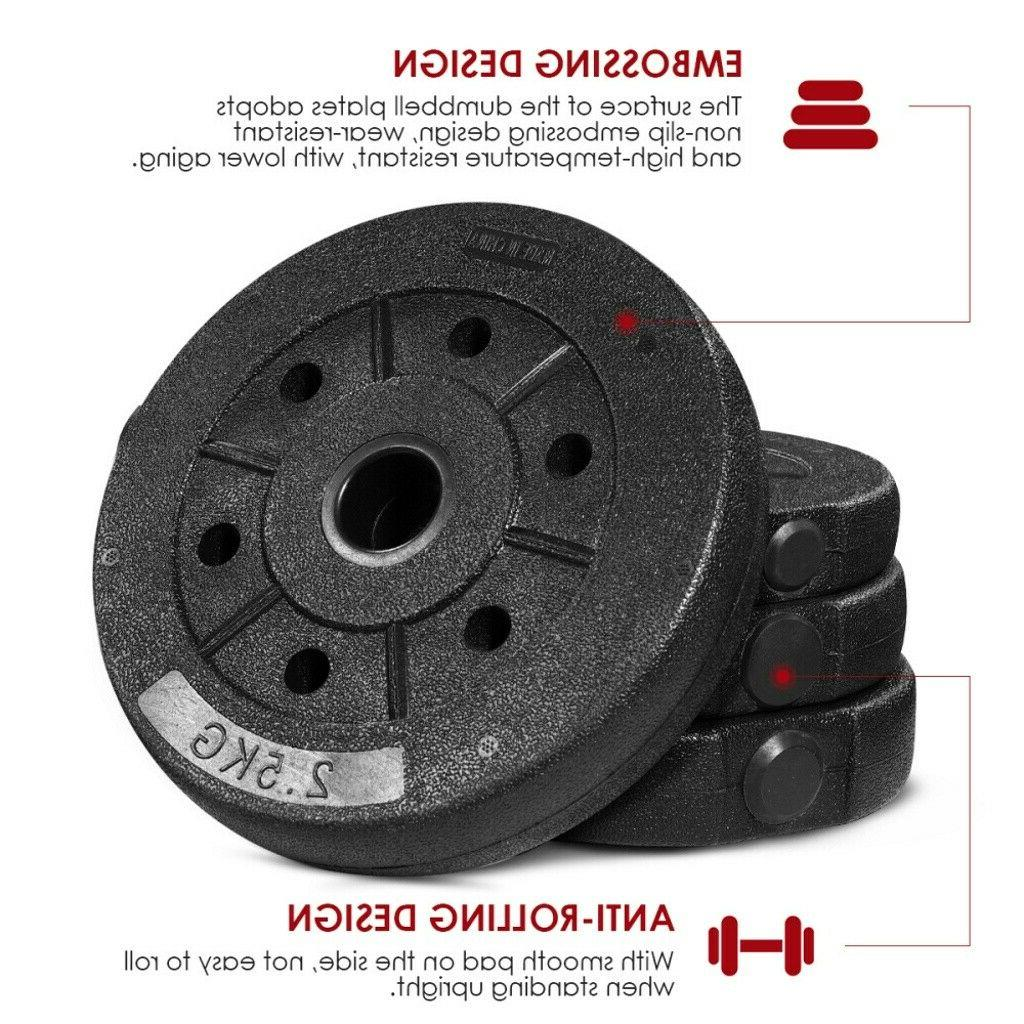 66 Weight Barbell New USA