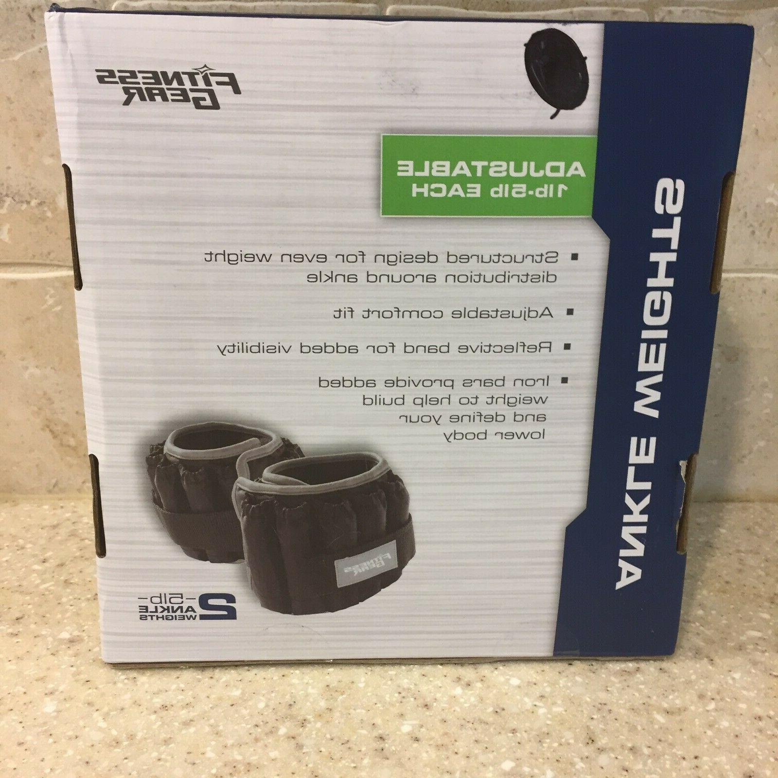 NEW Ankle Weights 10