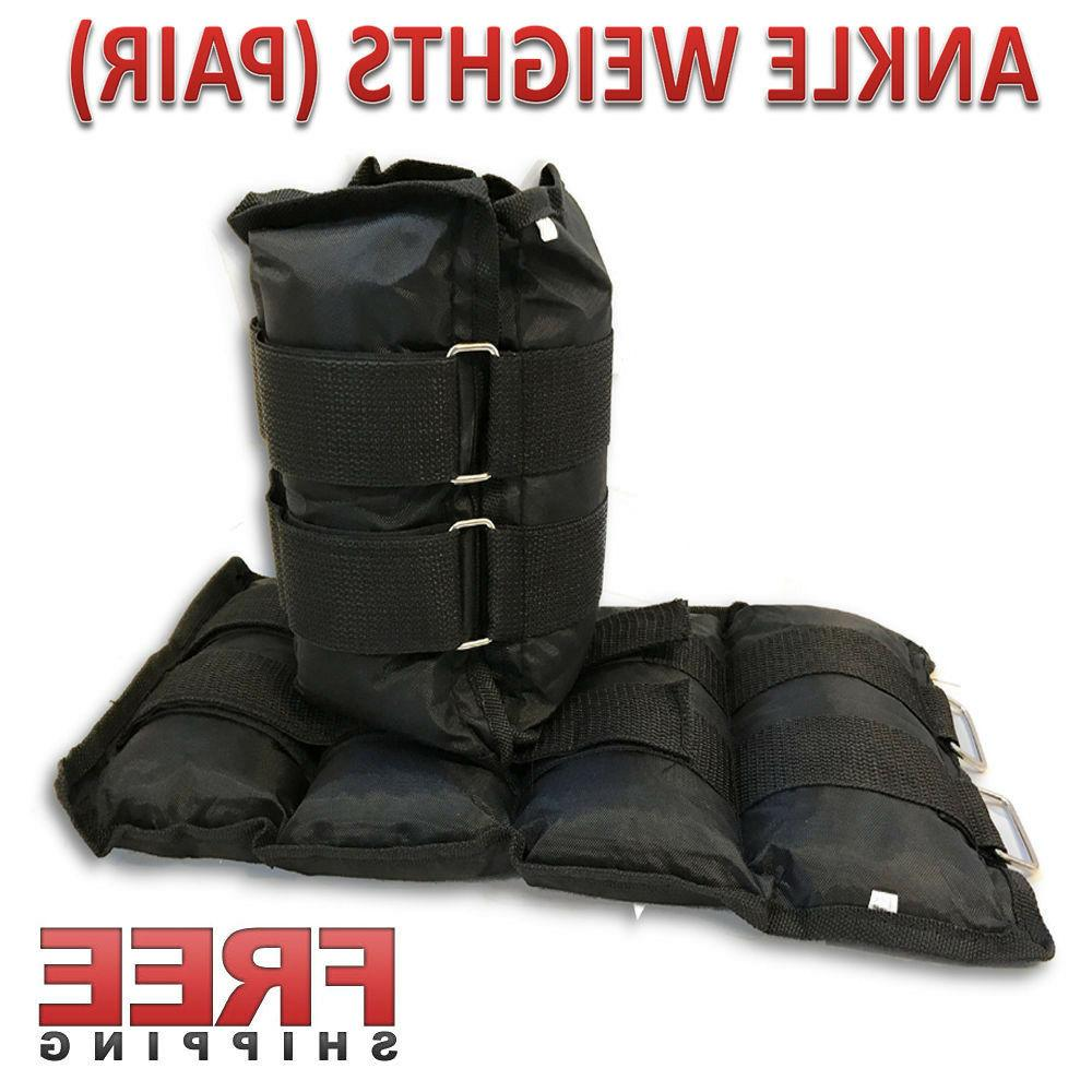 new ankle weights adjustable strap 2 lb