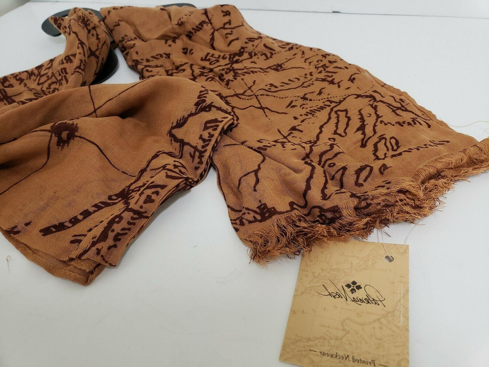 NWT SCARF Light Weight All