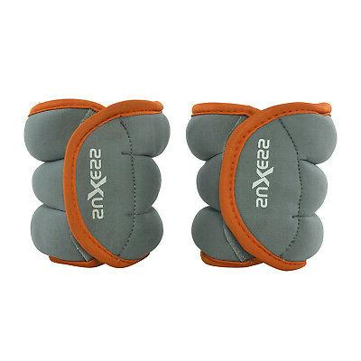 suxess strength aerobic training ankle wrists weights