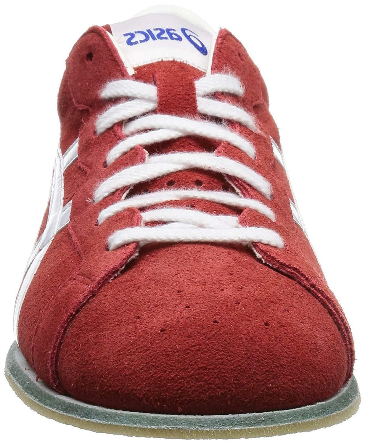 ASICS Lifting Shoes 727 Red US10
