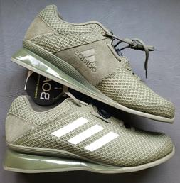 Adidas Leistung 16 II BOA Raw Khaki Weight Lifting BD7159 Sh