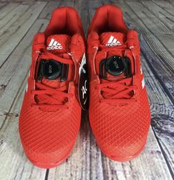Adidas Leistung 16 II Weight Lifting Shoe red Alterophiliie
