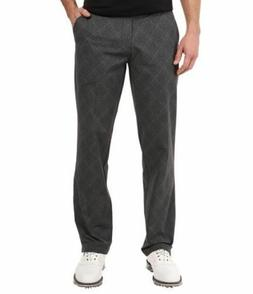 adidas Mens Ultimate 365 Novelty Fall Weight Golf Pants Tape