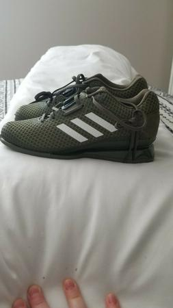 New Adidas Leistung 16 II BOA Weightlifting Shoes Men's Size