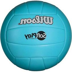 Wilson Official Size and Weight Soft Play Outdoor Volleyball